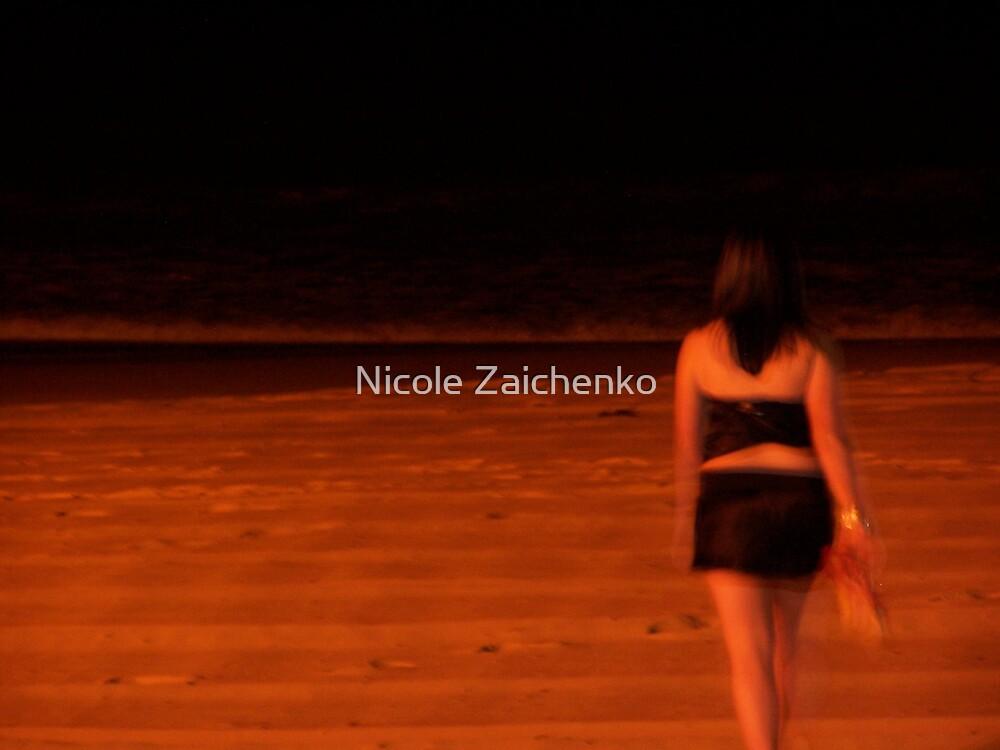 Night fall by Nicole Zaichenko