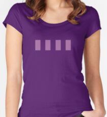 Delores's Shirt Women's Fitted Scoop T-Shirt