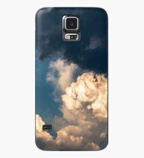 Wolken Hülle & Klebefolie für Samsung Galaxy