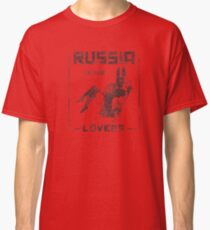 Russia is for Lovers (Fargo Season 3) Classic T-Shirt