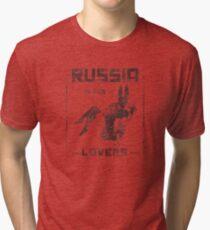 Russia is for Lovers (Fargo Season 3) Tri-blend T-Shirt