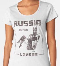 Russia is for Lovers (Fargo Season 3) Women's Premium T-Shirt
