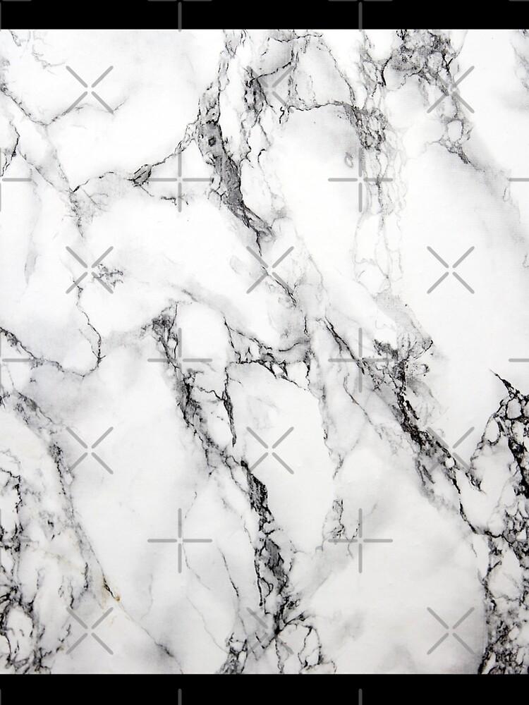 White Marble  by artonwear