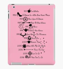 Disney Princess Songs  iPad Case/Skin