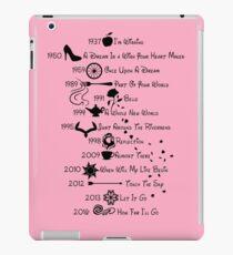 Disney Princess Songs  iPad Case/Skin