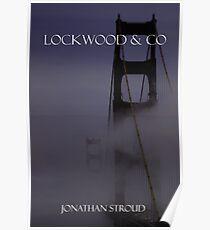 Purple Bridge - Lockwood & Co Poster