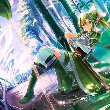 Magic Lady Green by JaviPlaRo