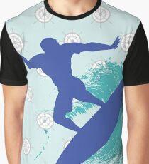 SURFING  Graphic T-Shirt