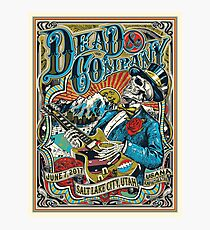 POSTER Dead Company, Salt lake City, , USANA June 7, 2017 Photographic Print