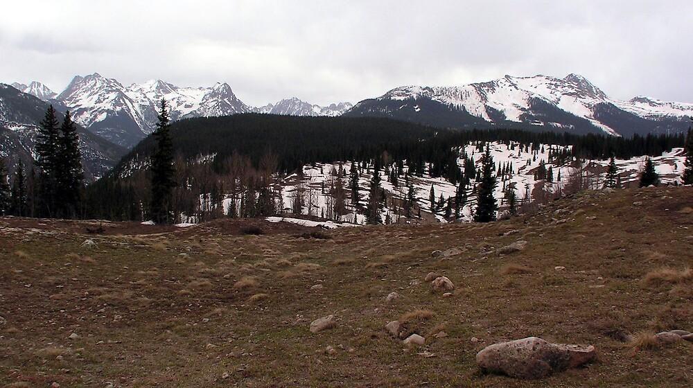 ~ High In The Colorado Rockies ~ by Brion Marcum
