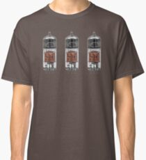 Electrical Glass Tube Valve Classic T-Shirt