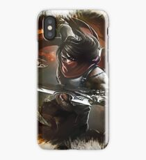 League of Legends DRAGONBLADE TALON iPhone Case/Skin