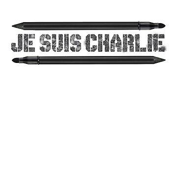 Charlie Hebdo by ApostateAwake