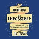 Die Wahrheit - Sherlock Holmes von BekkaCampbell