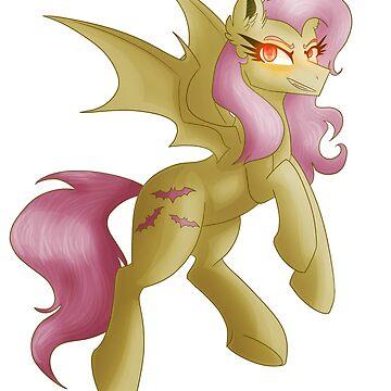 Flutterbat by Meownimator