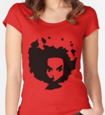 huey free man Women's Fitted Scoop T-Shirt