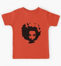 huey free man Kids Clothes