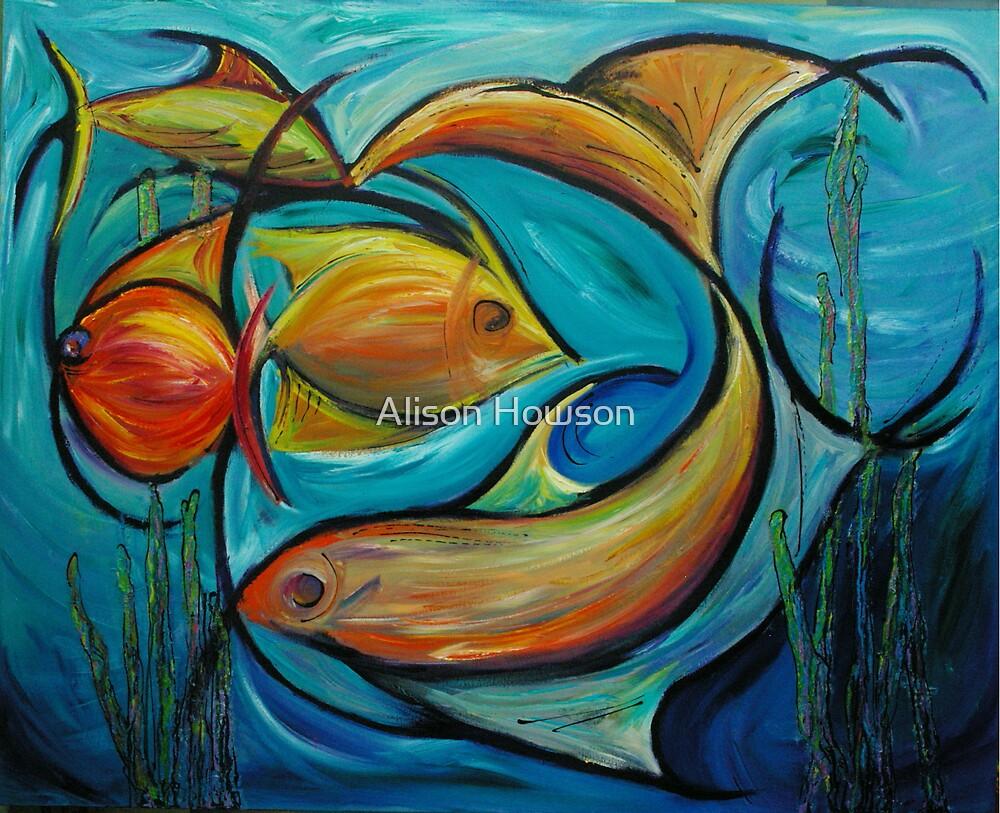 Aquarium by Alison Howson