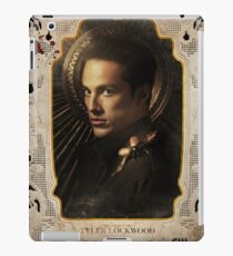 Season 4 of The Vampire Diaries Photoshoot: Tyler Lockwood iPad Case/Skin