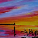 Estuarine Skies by Alison Howson