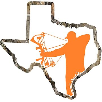 Bowhunting Texas - Naranja de Zboydston17