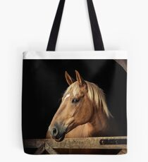 Suffolk Punch Horse Tote Bag