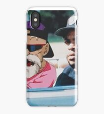 Straight Outta Namek iPhone Case/Skin
