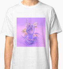 Purple Pointer Classic T-Shirt