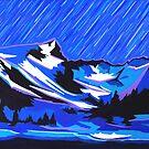 Raining Meteors by ArtspaceTF