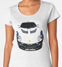 Bare Minimum – Lotus Exige Inspired Premium Scoop T-Shirt
