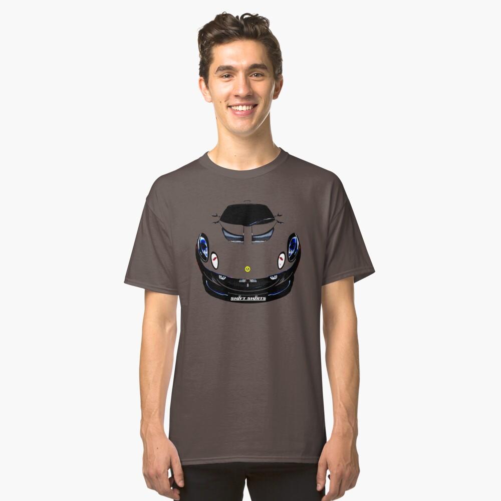 Bare Minimum – Lotus Exige Inspired Classic T-Shirt Front
