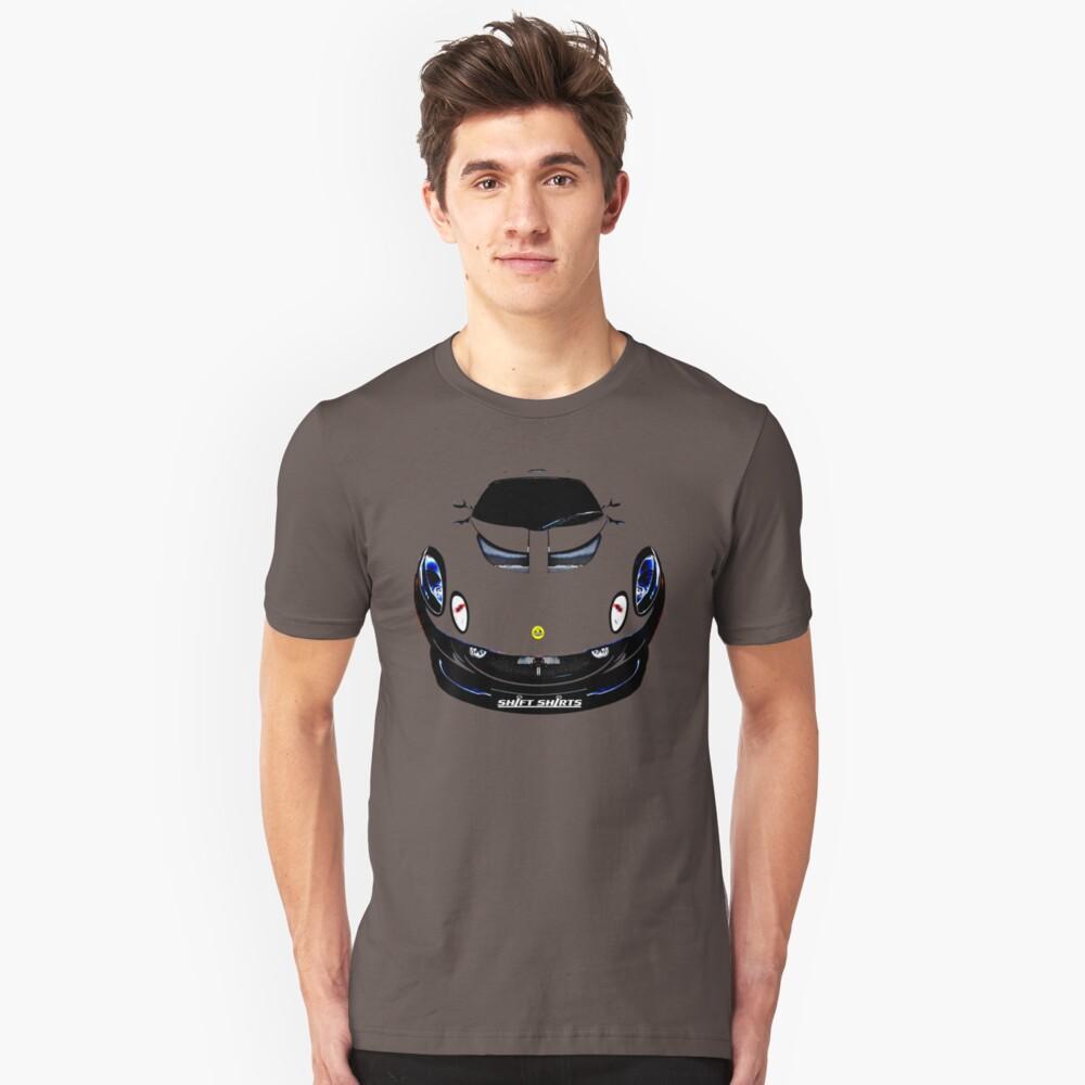 Bare Minimum – Lotus Exige Inspired Unisex T-Shirt Front
