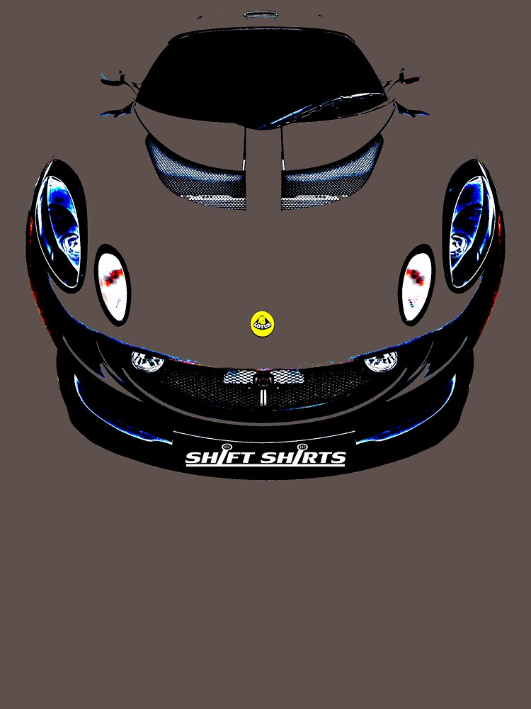 Bare Minimum – Lotus Exige Inspired by ShiftShirts