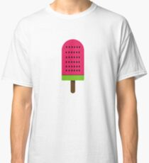 Palette, clipart, the food, ice, cream, dessert, summer, cold, tasty, sweet, icon Classic T-Shirt
