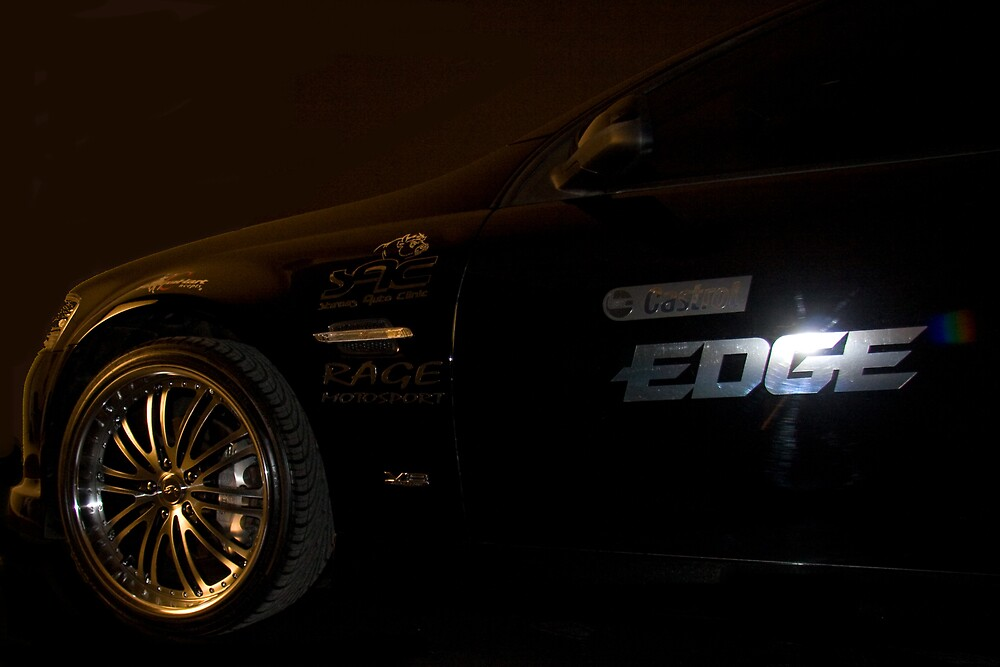 Chevy - The Edge by Paul Lindenberg
