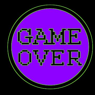 Game Over by A3N-Art