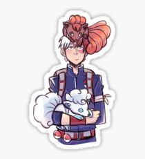 Todoroki Trainer Sticker