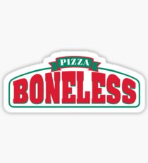 Boneless Pizza Sticker