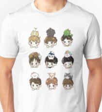 EXO OT9 and Pets T-Shirt