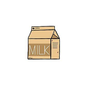 Chocolate Milk by shibas
