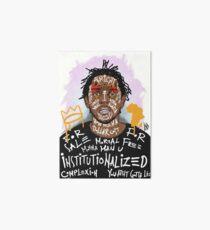 Kendrick Lamar Art Board