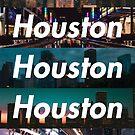 Houston Box Logo 5 in 1 von JERRYWEST