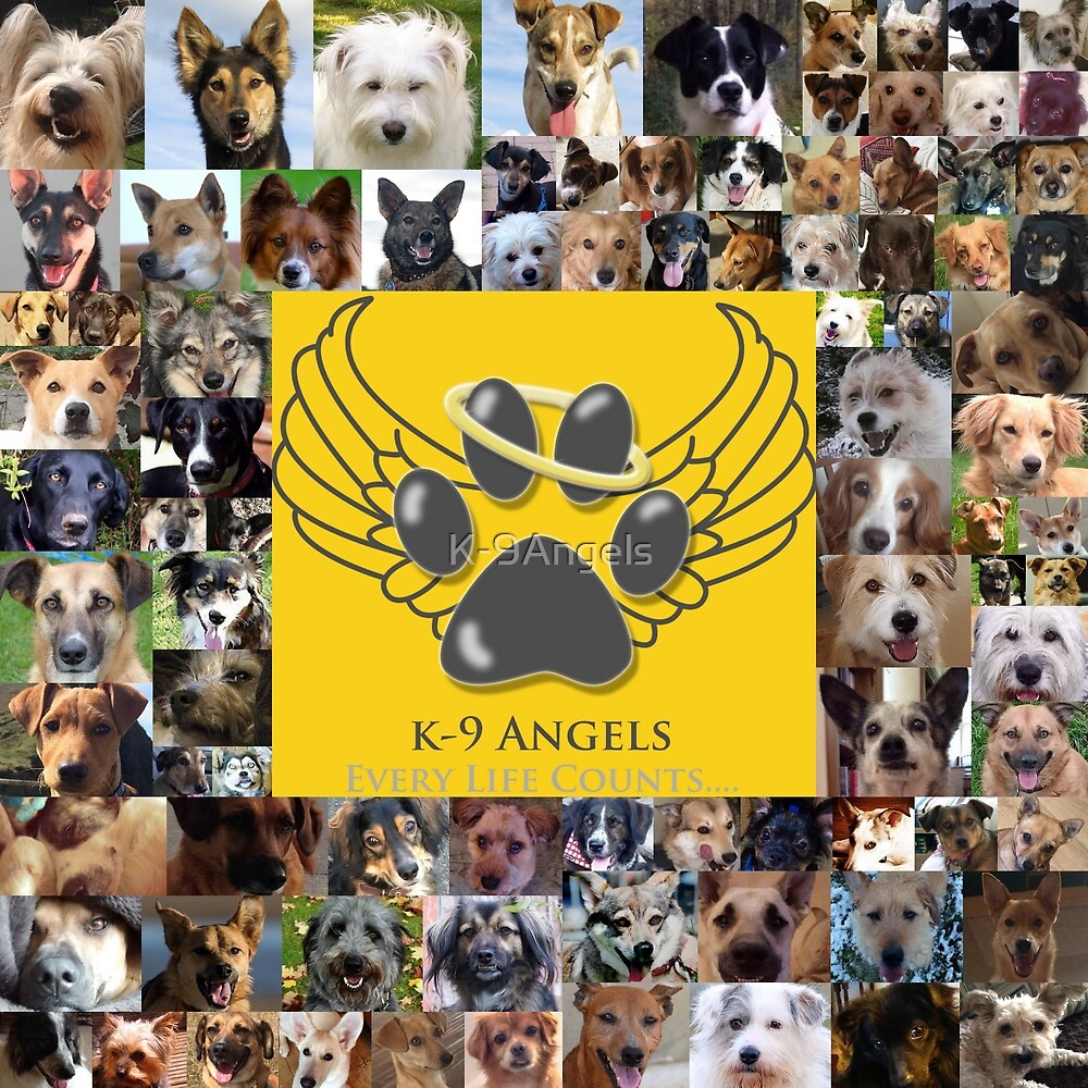 K-9 ANGELS RESCUE COLLECTION by K-9Angels