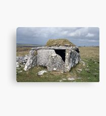 Parkabrinna wedge tomb Canvas Print