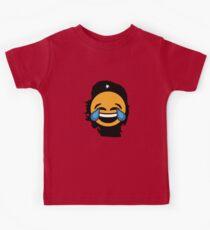 Che Guevara Crying Emoji Kids Clothes