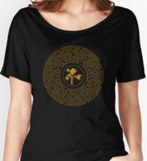 Joshua Tree Vinyl Women's Relaxed Fit T-Shirt