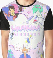 Kira Kira Apollyon Chapter 5 cover Graphic T-Shirt