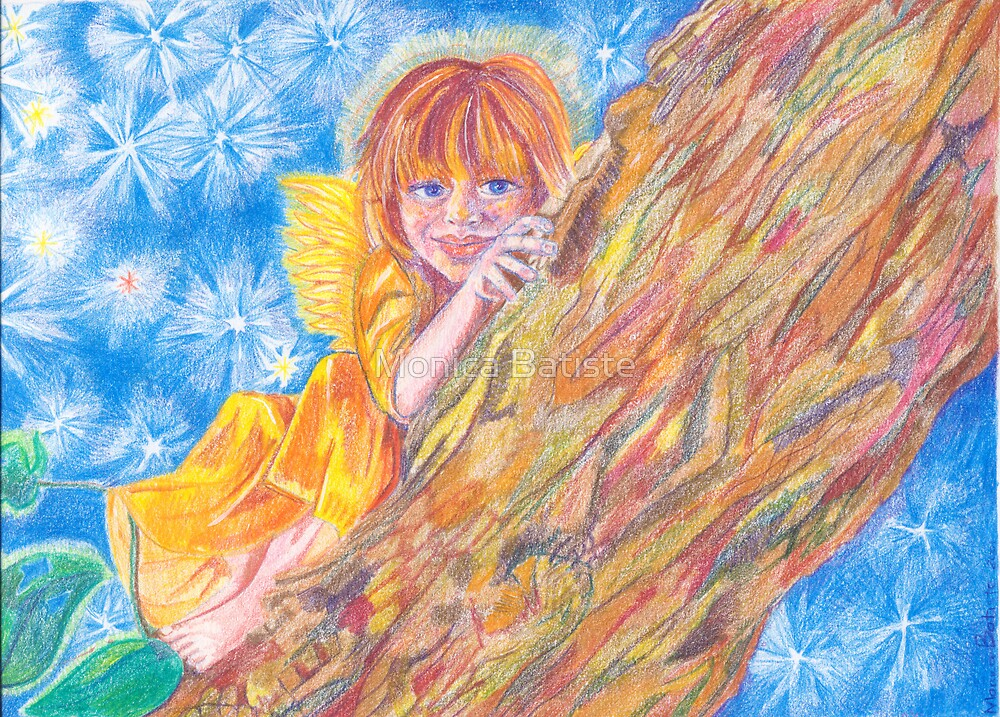 Tree Fairy by Monica Batiste