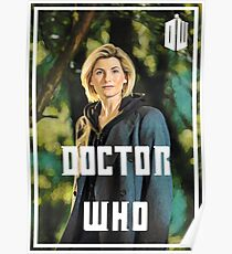 13th Doctor - Doctor Who Poster