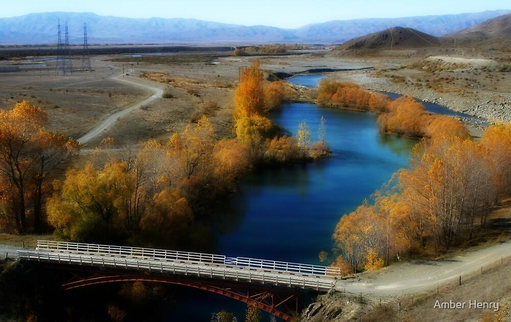 Benmore Dam by Amber Henry